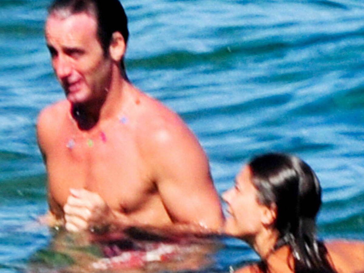 Foto: Álvaro Muñoz Escassi y María José Suárez. (Gtres)