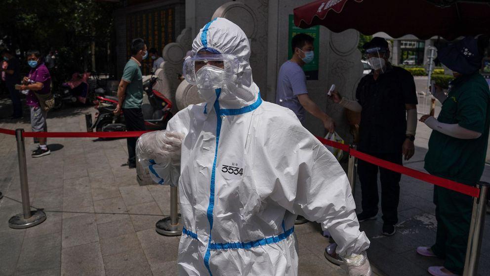Pekín desinfectará todos sus mercados y restaurantes tras registrar otros 31 casos