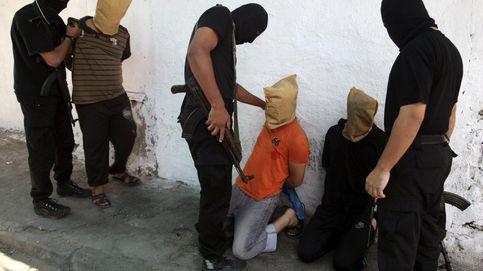 """""""Estrangular cuellos"""": palestinos torturados y ejecutados por Hamás"""