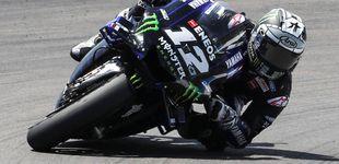 Post de La crisis de Yamaha en la que está atrapado Maverick Viñales
