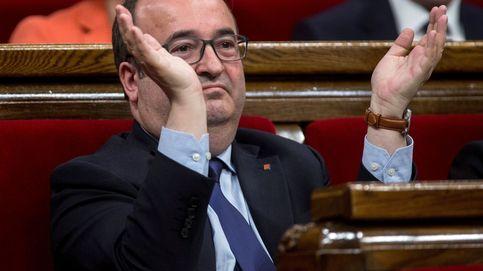 Iceta denuncia la subordinación a Puigdemont que reconoce el candidato