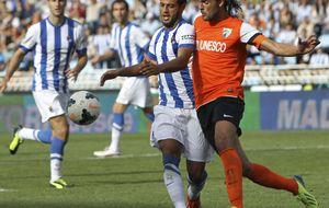 La Real Sociedad acusa la resaca de la Champions y pincha en Anoeta