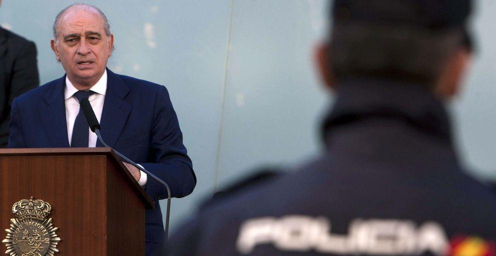El ministro del Interior, Jorge Fernández Díaz. (EFE)