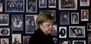 Post de Visita histórica: Merkel recorre por primera vez el campo de concentración de Auschwitz