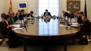 Los millones de euros que han desaparecido de las actas del Consejo de Ministros