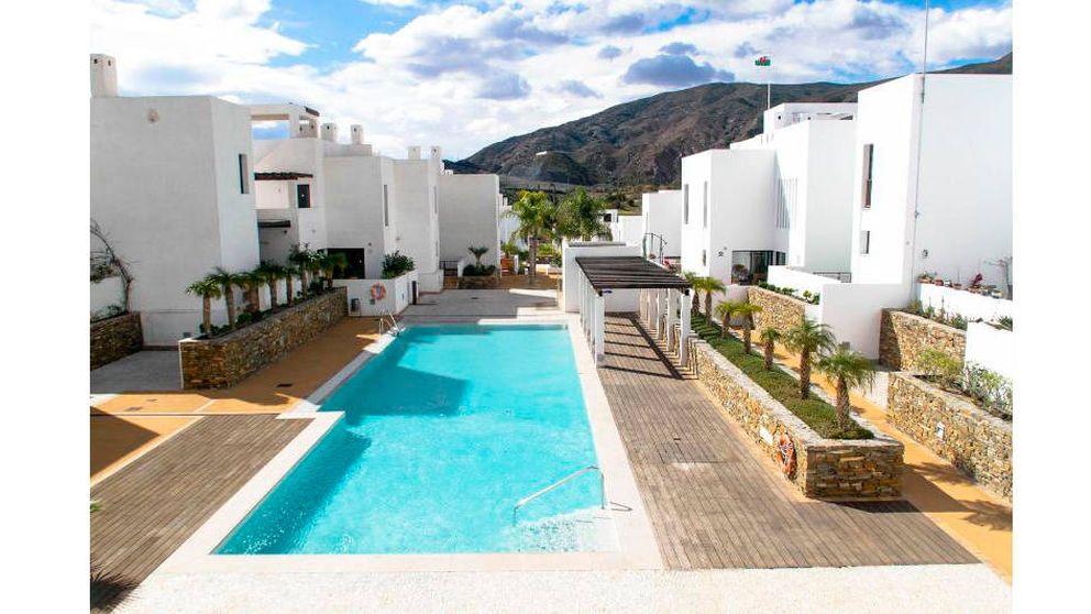Sareb pone en venta un megacomplejo de golf, hotel y viviendas de lujo en Mojácar