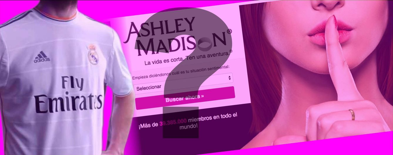 Foto: Un jugador del Real Madrid, en la lista de infieles de Ashley Madison