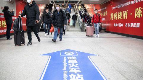 Otro día más sin contagios locales en China: 54 nuevos infectados, todos ellos importados