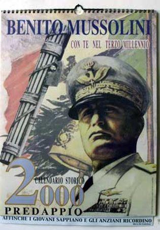 Foto: Los misteriosos diarios de Mussolini