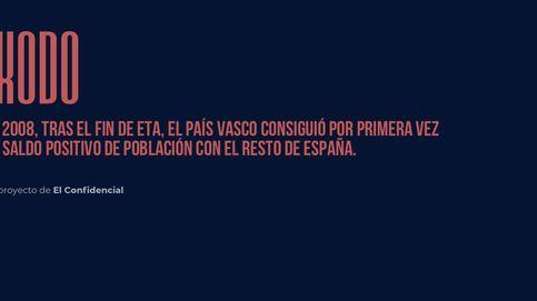 País Vasco vuelve a ser un polo de migración desde el final del terrorismo