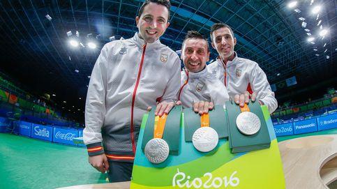 El Gobierno paga las medallas de Río a los olímpicos, pero no a los paralímpicos