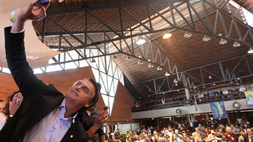 """""""Podremos tener armas para defendernos"""": mis razones para votar al Le Pen brasileño"""