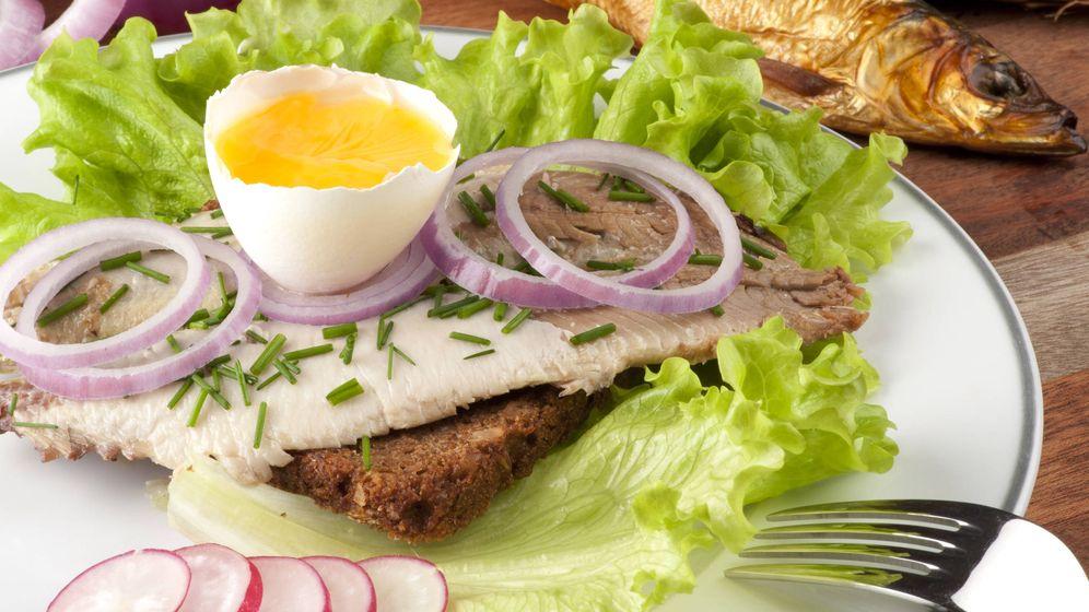 Foto: Así de bien comen en el Norte de Europa. (iStock)