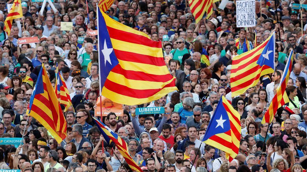 El 'procés' amenaza el superávit catalán con el resto de España: 17.548 millones