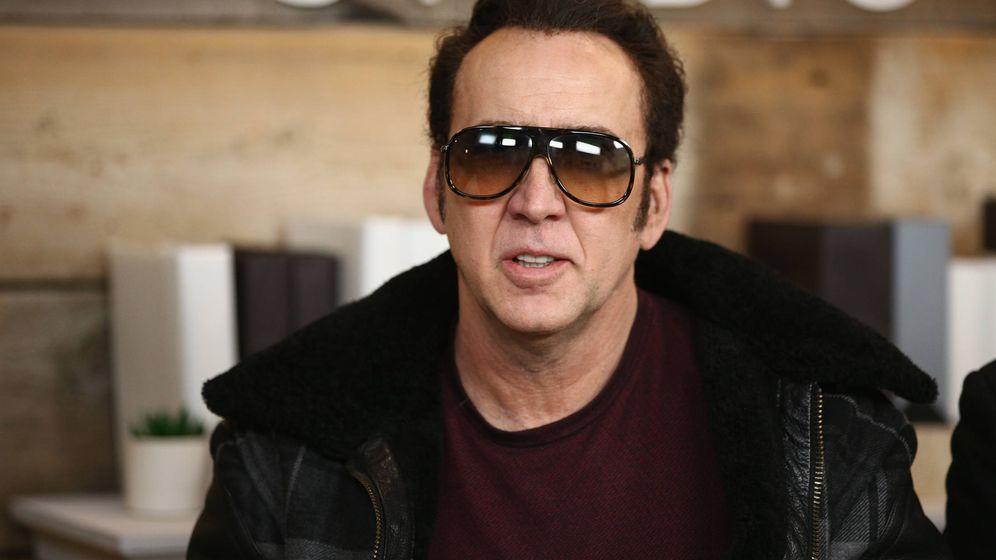 Foto: Nicolas Cage. (Getty)