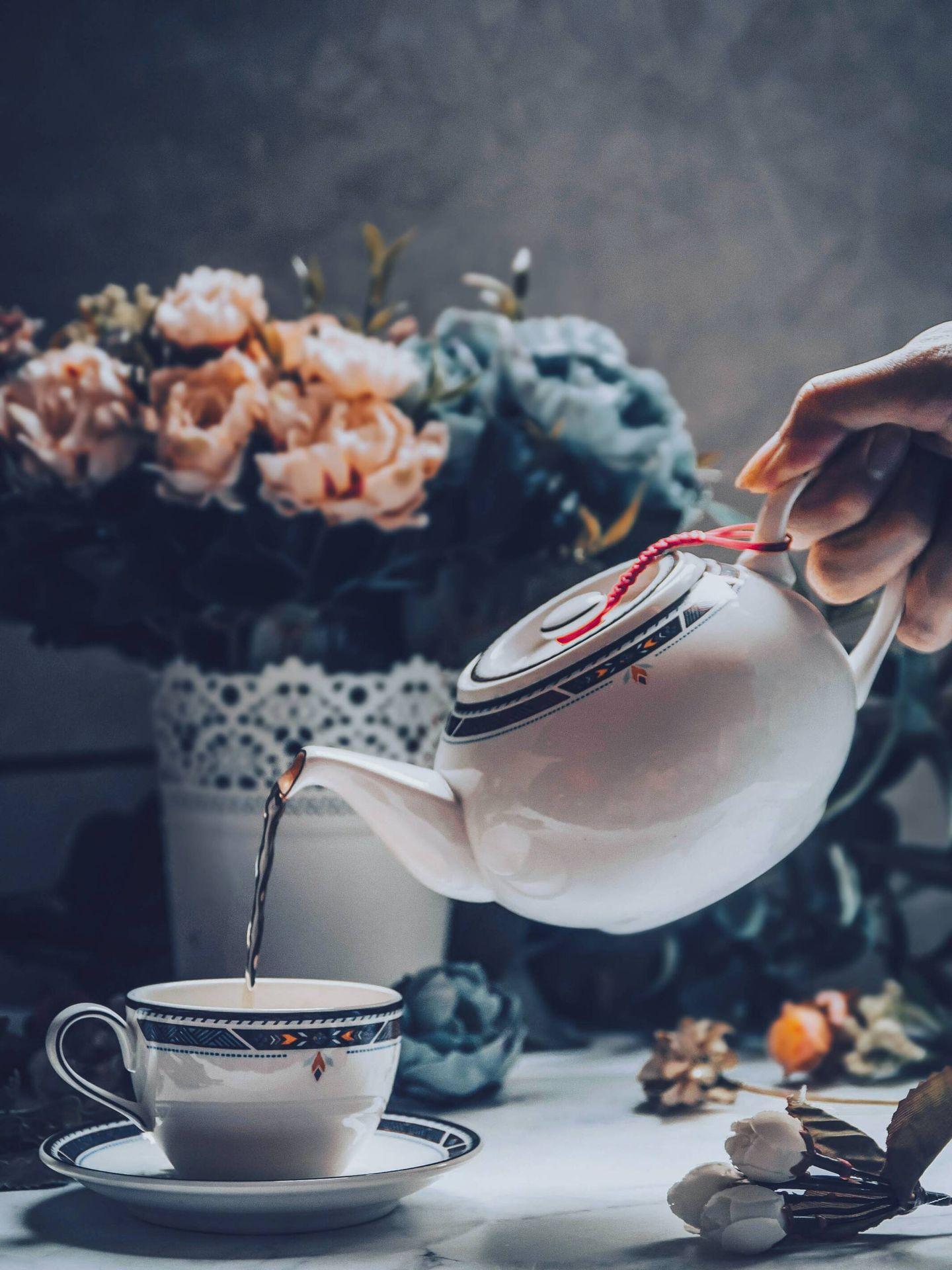 Bebidas saludables y antioxidantes para sustituir al café. (Loverna Journey para Unsplash)