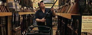 Los estadounidenses 'arrasan' con armas y munición por miedo a que Obama restrinja su uso