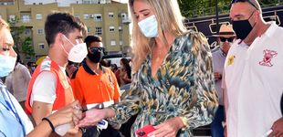 Post de El último fichaje de Ana Soria es este vestido ideal de Massimo Dutti