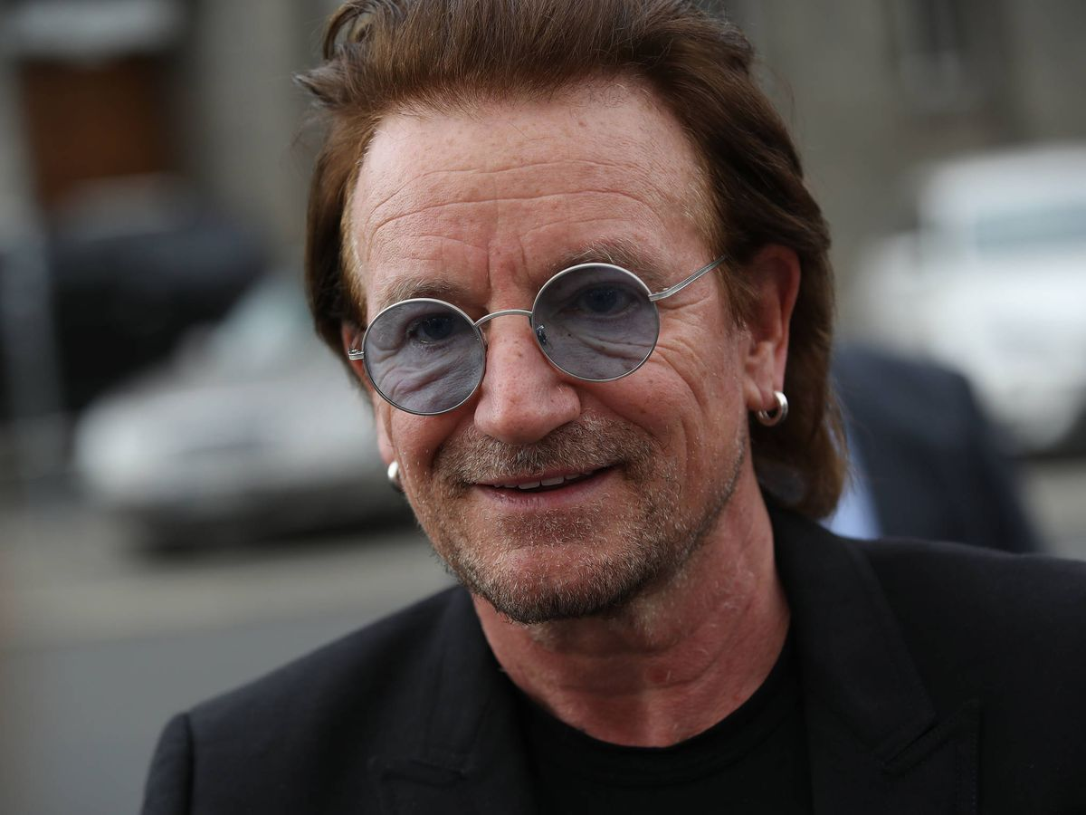 Foto:  Bono. (Getty)