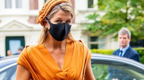 Máxima de Holanda: dos looks vibrantes a los que no les falta detalle... ¿Con cuál te quedas?