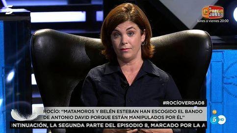 Samanta Villar carga contra Telecinco por no haber contrastado nada antes de lo de Rocío