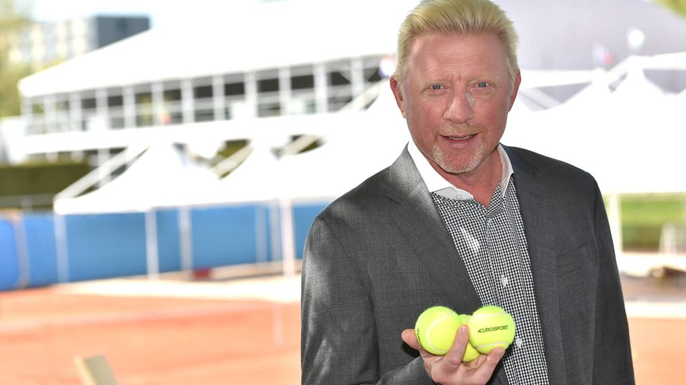 Foto: Boris Becker, en una foto reciente en Múnich. (Getty)