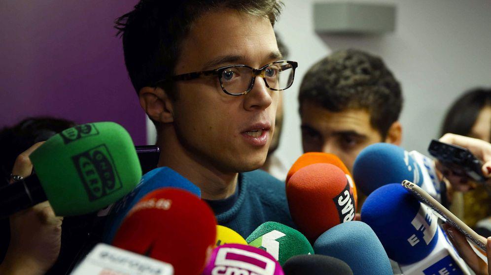 Foto: El número dos de Podemos, Íñigo Errejón. (EFE)