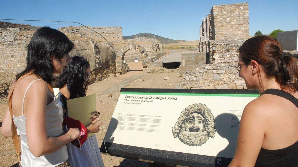 Encuentran en Badajoz una de las termas más grandes de la Hispania romana