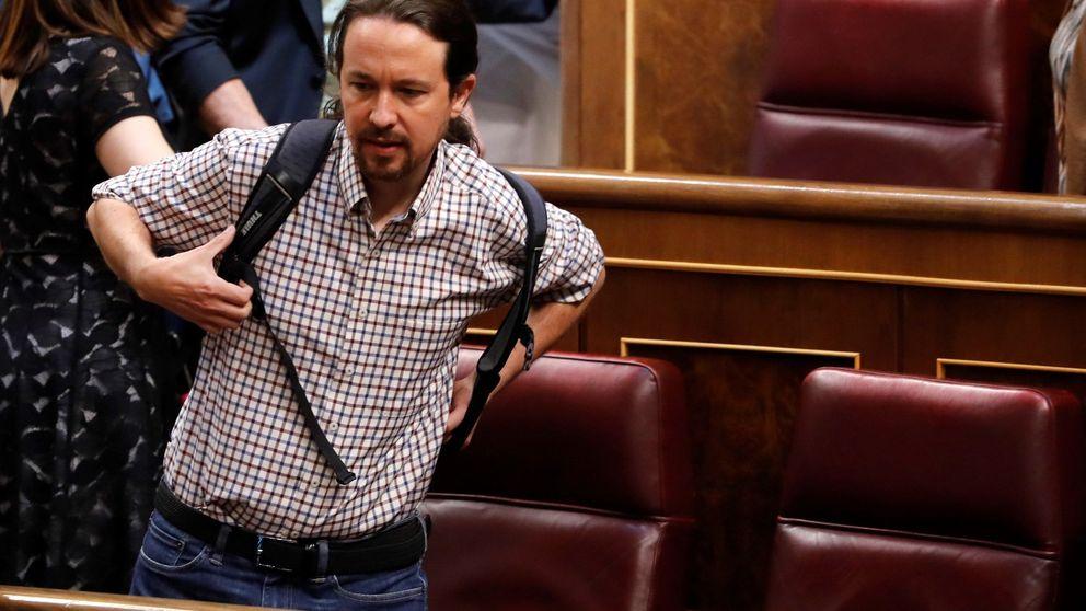 Iglesias se opone al veto a C. Tangana después de que Podemos lo reclamara