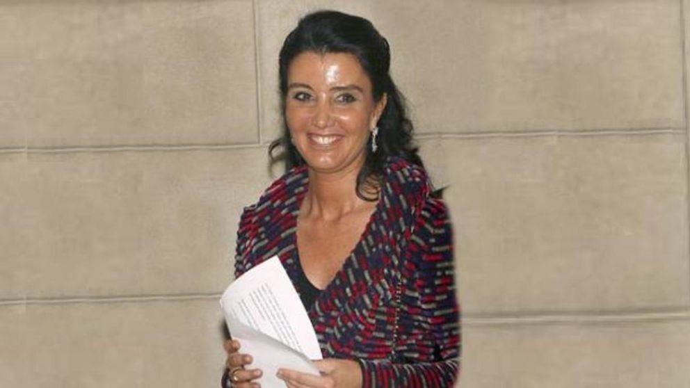 Liliana Godia y su marido regatean a la Generalitat su deuda tributaria