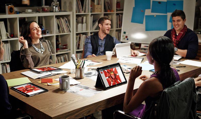 Foto: ¿Por fin podemos trabajar sólo con la tableta? Probamos las nuevas Galaxy Pro