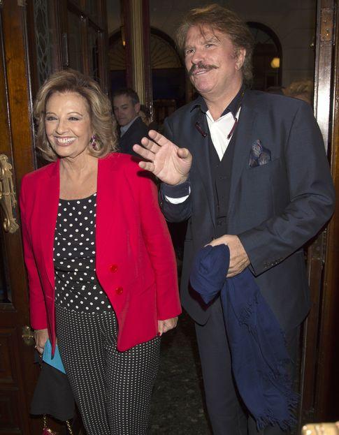 Foto: María Teresa Campos y 'Bigote' Arrocet, en una imagen de archivo (Gtres)