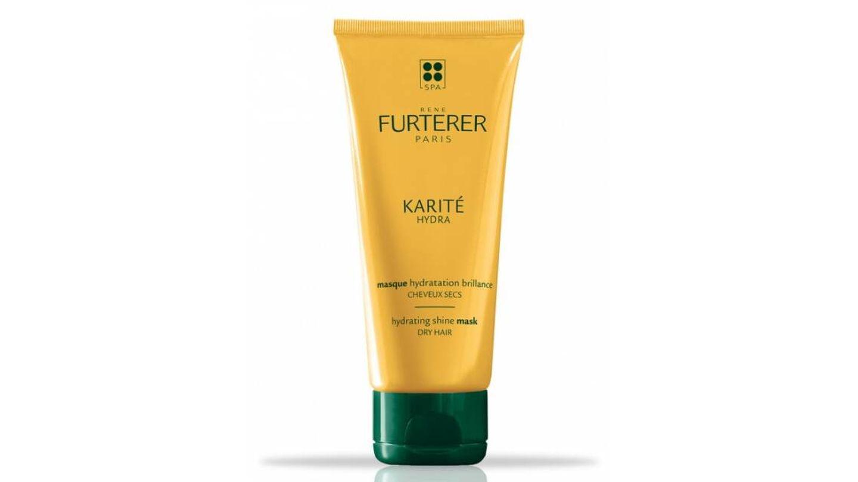 Masque Hydratation Brillance Karité Hydra, de Furterer.