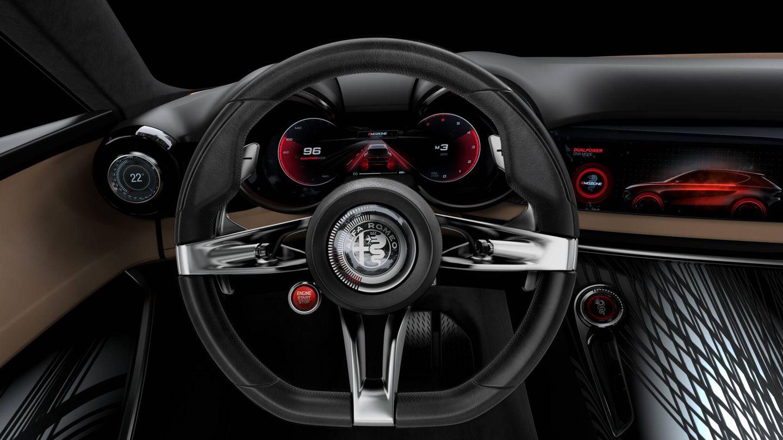 El CEO de Alfa Romeo, Jean-Philippe Imparato, afirma que los futuros modelos de la marca conservarán el ADN de Alfa Romeo. Por fuera y por dentro.