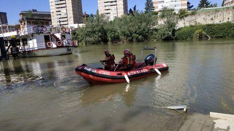 Hallado el cadáver del joven que desapareció mientras cruzaba a nado el Pisuerga