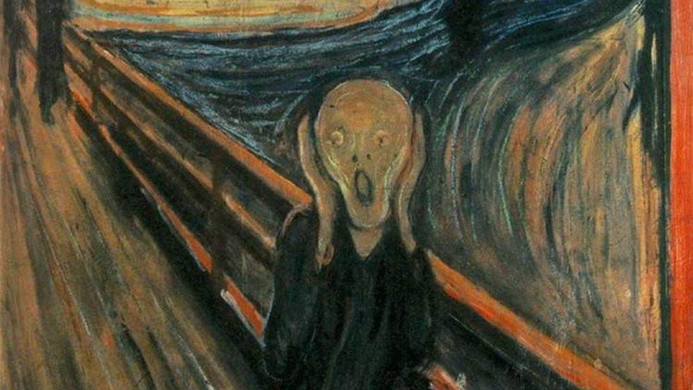 Foto: 'El grito' de Munch, una obra que no es lo que creíamos. (CC)