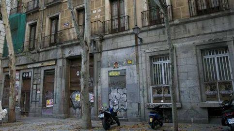 ¿Cuántos inmuebles tiene vacíos el Ayuntamiento de Madrid?