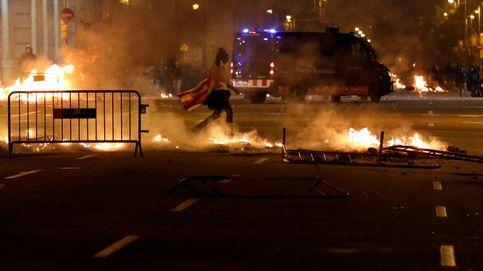 Sánchez reúne de urgencia a Casado, Rivera e Iglesias tras los altercados en Cataluña