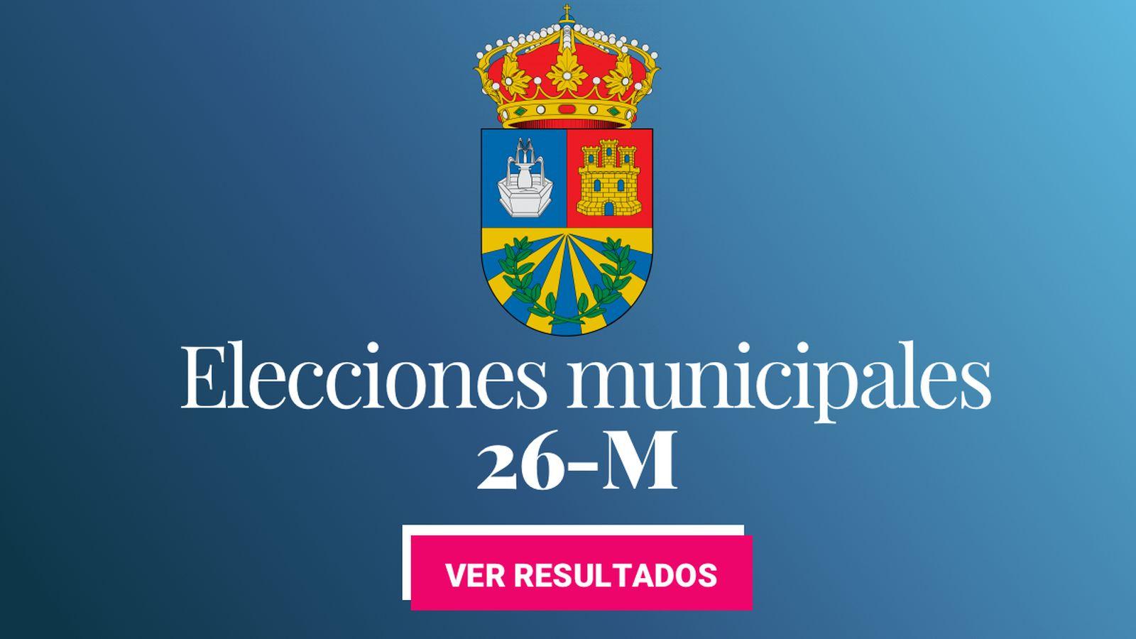 Foto: Elecciones municipales 2019 en Fuenlabrada. (C.C./EC)