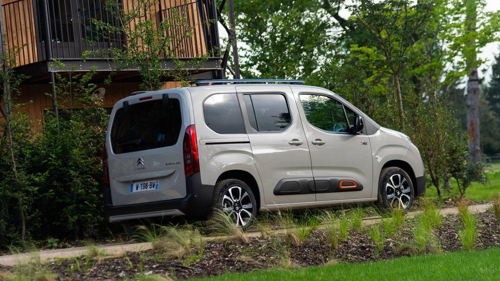 Foto: Citroën Berlingo = máxima versatilidad
