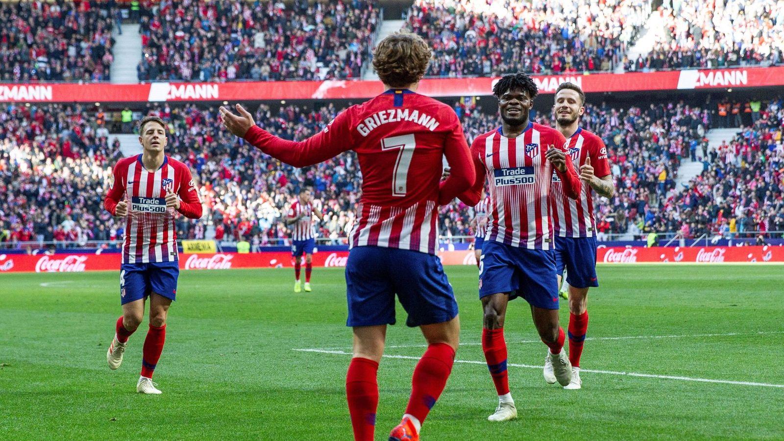 Getafe Resultado Y Resumen Hoy En Directo: Directo: Atlético De Madrid