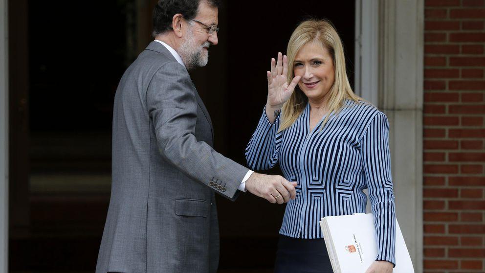 Cifuentes exige a Rajoy que vote 'no' a  Sánchez: Quiere tener la vida resulta