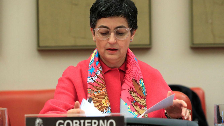 González Laya asume que hay escollos en las relaciones con Estados Unidos