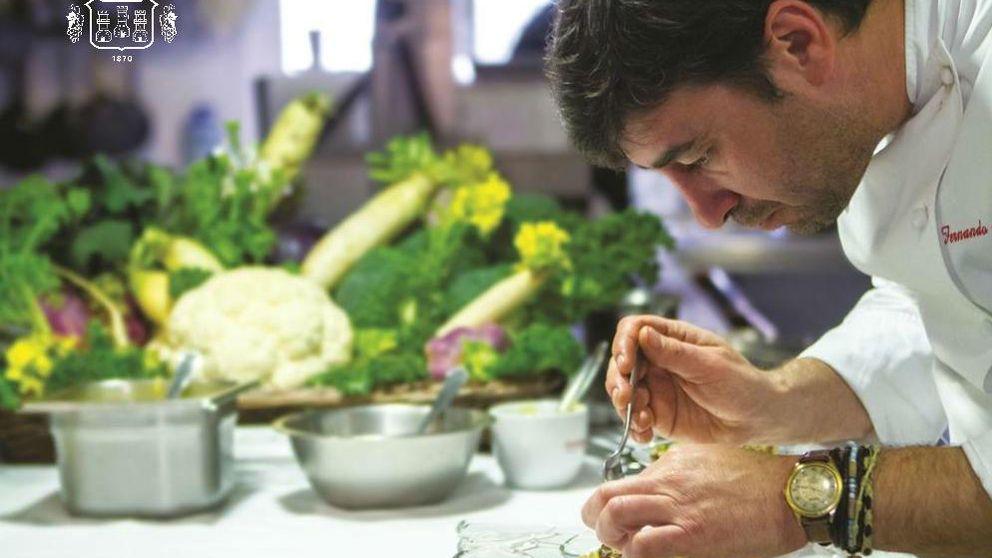 Fernando del Cerro, de Casa José, el chef de las verduras