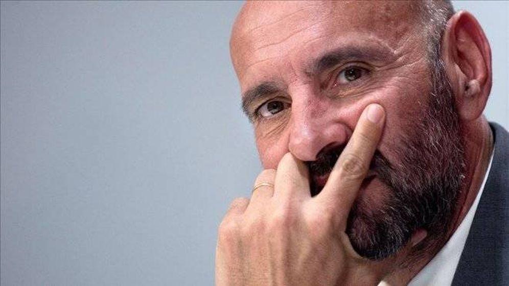 Foto: Monchi, director deportivo del Sevilla FC.