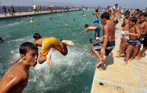 Hay peligro: medidas de seguridad que deben cumplirse en las piscinas