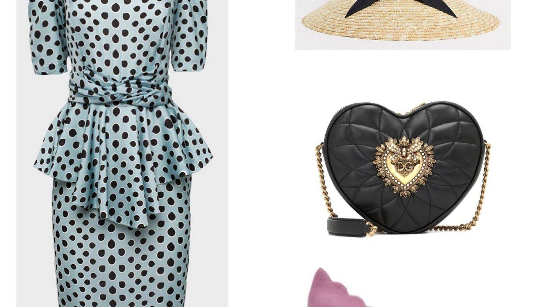 Un outfit lady ideal para llevar de día.