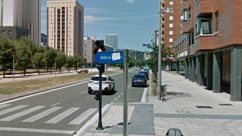 Vitoria elimina al rey emérito del callejero y cambia el nombre a calle Juan Carlos I