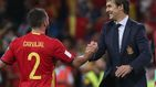 Julen Lopetegui exprime al Real Madrid para impulsar a la Selección española