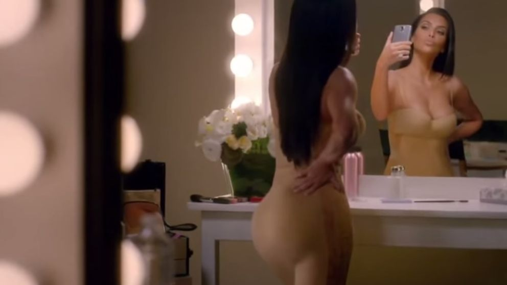 Kim Kardashian se ríe de sí misma: Gasta datos para ver mis fotos
